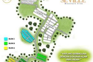 seville mountain view site plan