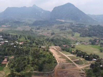 view nuansa alamjonggol gunung hanjawong